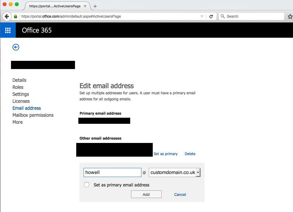 step7_office365_add_additional_address