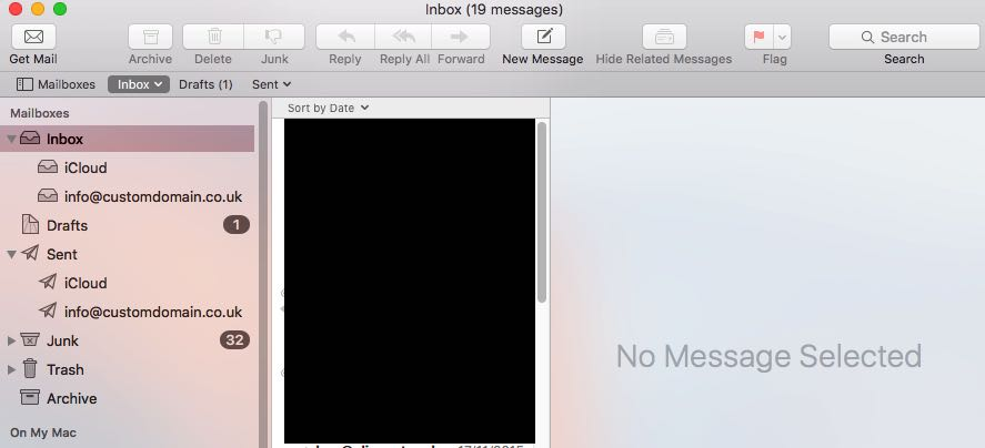 How to Configure Mac Mail Client for Sending and Receiving